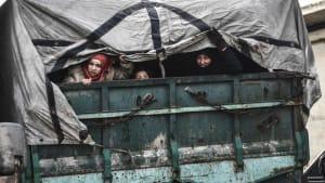Syrische Truppen weiter auf dem Vormarsch in Idlib, 900.000 auf der Flucht