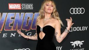 Miley Cyrus spielt auf Benefizkonzert