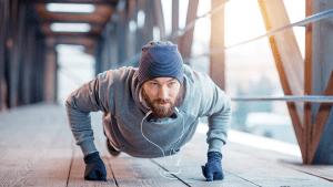 Brustmuskelprogramm: Das perfekte Training, um mehr Liegestütze zu schaffen