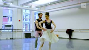 James Whiteside takes us inside ballet dancing