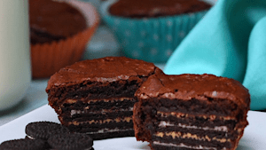 Best Bites: Oreo & peanut butter brownies