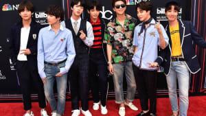 BTS: Das neue Album ist ein Liebeslied für ihre Reise