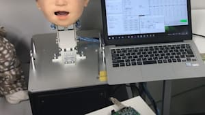 Scientists build child robot that can 'feel' pain