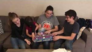 Kids get overwhelmed over mom's pregnancy news