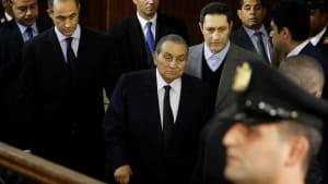 Ägypten: Ehemaliger Langzeitherrscher Husni Mubarak (91) tot