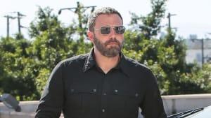 Ben Affleck: Hollywood-Größen halfen ihm bei Alkoholsucht