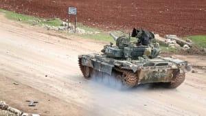 Viele Tote im Nordwesten Syriens