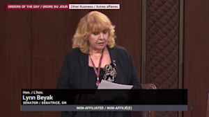 Lynn Beyak Apologizes For Posting 'Unacceptable' Letters