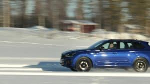 Hybrid-Weltpremiere in Genf - Der neue Volkswagen Touareg R