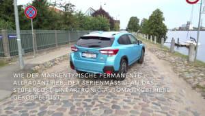 Neuer e-Boxer elektrifiziert den Subaru XV
