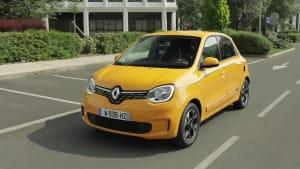 Der neue Renault Twingo Z.E. - Elektroantrieb für das City-car