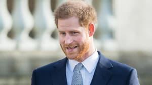 Prince Harry returns to UK