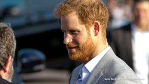Wieder in der Heimat: Prinz Harry kehrt nach England zurück