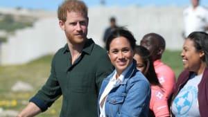 Harry und Meghan: Sicherheitsplan 'nicht umsetzbar'