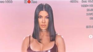 Kourtney Kardashian wieder im TV