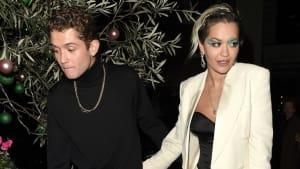 Rita Ora: Trennung von Rafferty Law
