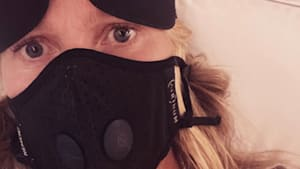 Gwyneth Paltrow wears $100 mask to ward off coronavirus and jokes about movie 'Contagion'