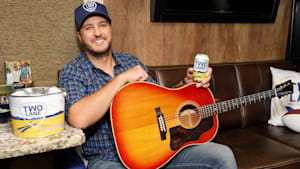 Luke Bryan shares heartfelt meaning of beer name