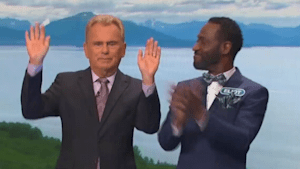 Pat Sajak leaves Twitter LOLing after mishap