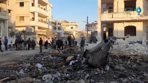 Luftangriffe in Idlib - Humanitäre Situation dramatisch