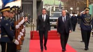 Kosovo verlangt Anerkennung durch die EU
