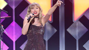 Taylor Swift's amazing transformation to become 'The Man'