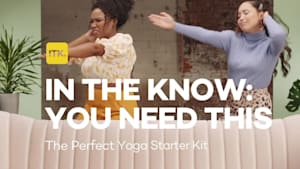 Yoga starter kit is a great intro to fitness