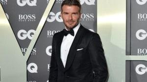 David Beckham: Stolz auf Prinz Harry