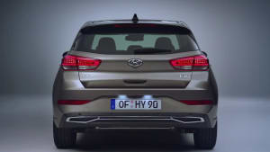 Der neue Hyundai i30 - Drei neue Außenfarben
