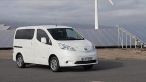 Nissan Charge - Jetzt auch mit dem Nissan e-NV200 europaweit problemlos laden