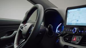 Der neue Hyundai i30 - Aufgewerteter Innenraum