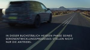 Der BMW iNEXT in der heißen Phase seiner Serienentwicklung