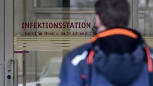 Hessen und Hamburg melden erste Coronavirus-Fälle