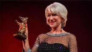 Helen Mirren erhält den goldenen Ehrenbären der Berlinale