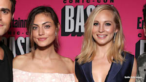 "Reunion von ""The Vampire Diaries"" mit Phoebe Tonkin & Co."
