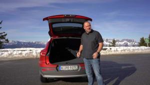 Verbrauchstest - 100 km im Volvo XC40 T5 Twin Engine
