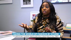 Changing the face of fashion