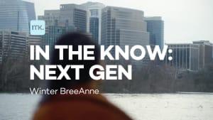 Winter BreeAnne is working to change gun laws