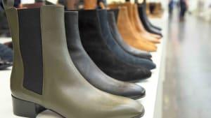Warme Brauntöne und kernige Boots aus Leder: Diese Schuhe sind im Herbst/Winter 2020/21 angesagt!