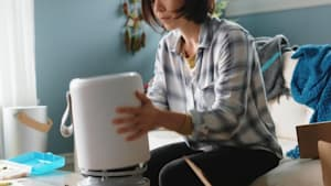 Clean up the air you breathe with an air purifier