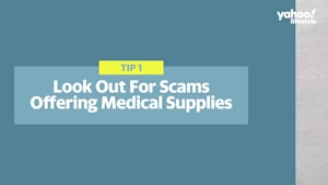 Vital tips on how to avoid getting scammed
