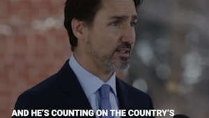 Canadian Celebrities Help Spread Trudeau's COVID-19 Message