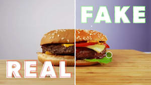 How advertisers make food look marketable
