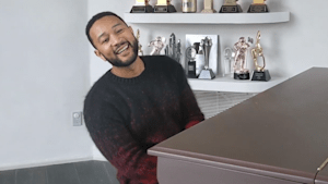 John Legend finds bonus in streaming live concerts