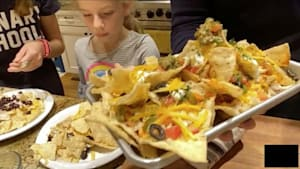 Nacho recipe with ingredients you already hav