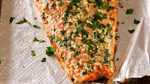 Delicious salmon dish is Keto-approved
