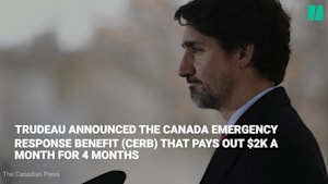 Here's Who Qualifies For Canada's COVID-19 Relief Benefit