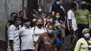 Krisenstaat Venezuela beklagt erstes Covid-19 Todesopfer