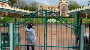 When will Disneyland, Universal Studios and other theme parks reopen?