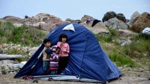 Lesbos: Migranten haben Angst vor dem Coronavirus